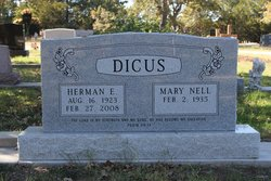Mary Nell Dicus