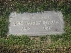 Don Harry Dukes