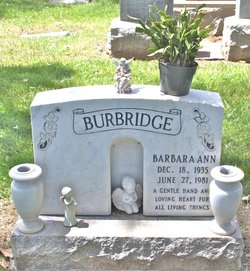 Barbara Ann <i>Highfield</i> Burbridge