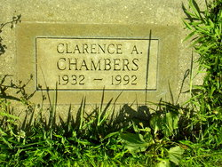 Clarence A Chambers
