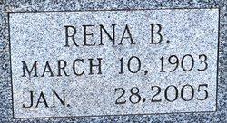 Rena B <i>Rhodes</i> Beason
