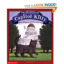 Senator Capitol Kitty