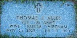 Thomas J Alles