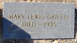 Mary Lewls Griffin