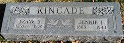 Frank S Kincade