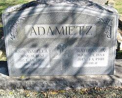 Mathias V. Adamietz