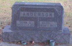 Hazel C Anderson