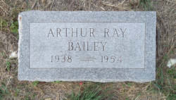Arthur Ray Bailey