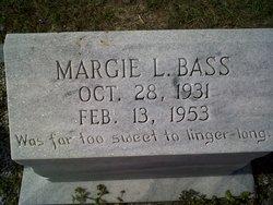 Margie Lee <i>Langford</i> Bass
