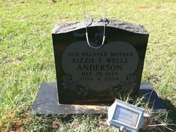 Kizzie F. <i>Wells</i> Anderson