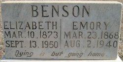 Emory Benson