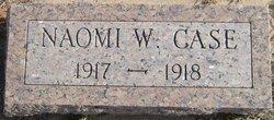 Naomi W. Case