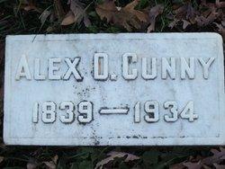 Alexander Dennis Cunny