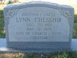 Lynn G Chesshir
