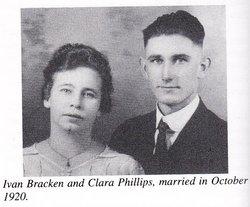 Clara Belle <i>Phillips</i> Bracken
