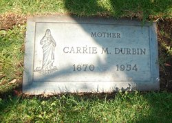 Carrie May Durbin