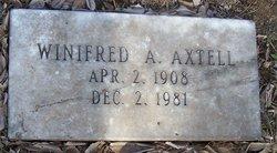 Winifred Owens Winnie <i>Fry</i> Axtell