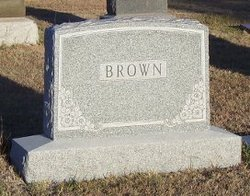 Anna Minnie Annie <i>Straube</i> Brown