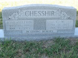 Charles Weaver Chesshir