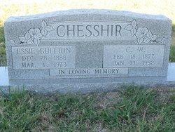 Essura Essie <i>Gullion</i> Chesshir