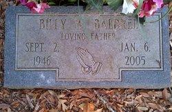 Billy Wayne Baldree