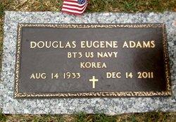 Douglas Eugene Bookie Adams
