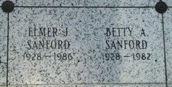Elmer William Sanford, Jr