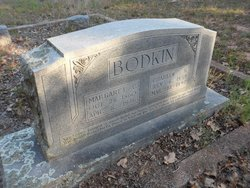 Margaret Catherine <i>Wilson</i> Bodkin