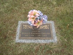 Donald Knowles English