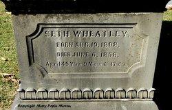 Seth Brooks Wheatley