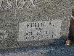 Keith Alan Sox Bowersox