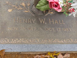 Henry W. Hall