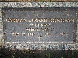 Carman Joseph Donovan