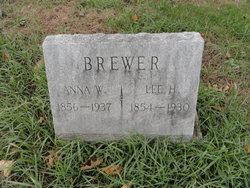 Anna <i>Waltman</i> Brewer