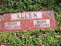 Ruth O <i>Carter</i> Allen
