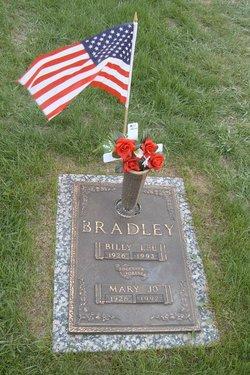 Billy Lee Bradley