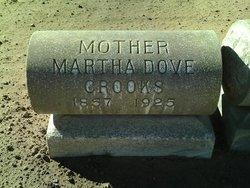 Martha Dove <i>Houston</i> Crooks