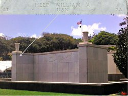 Lieut William Arthur Bill Heep