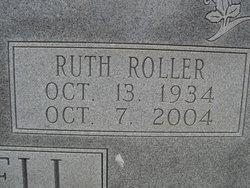 Ruth Arlene <i>Roller</i> Bracewell