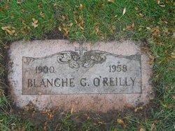 Blanch <i>Gunner</i> O'Reilly