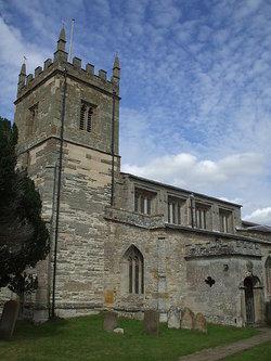 Coughton, St Peter Churchyard