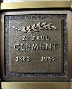 Zell Paul Clement