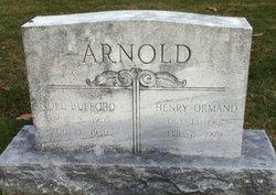 Noel Bufford Arnold