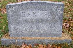 Margaret E. Maggie <i>Lakes</i> Baker