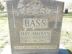 May Madlyn Bass