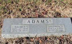 Sherman S Adams