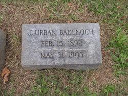 J Urban Badenoch