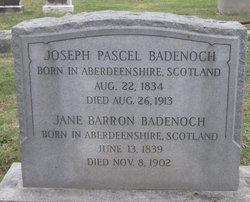 Joseph Pascel Badenoch