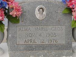 Alma Marie Gros