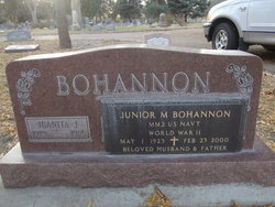 Junior M Bo Bohannon